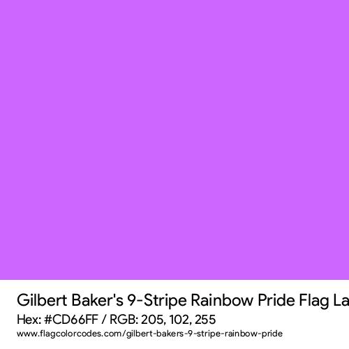 Lavender - CD66FF