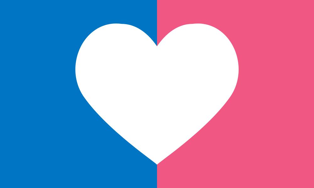 Cisgender (Alternate) flag image preview