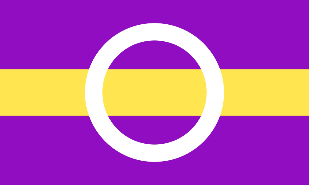 Intergender (Alternate) flag image preview