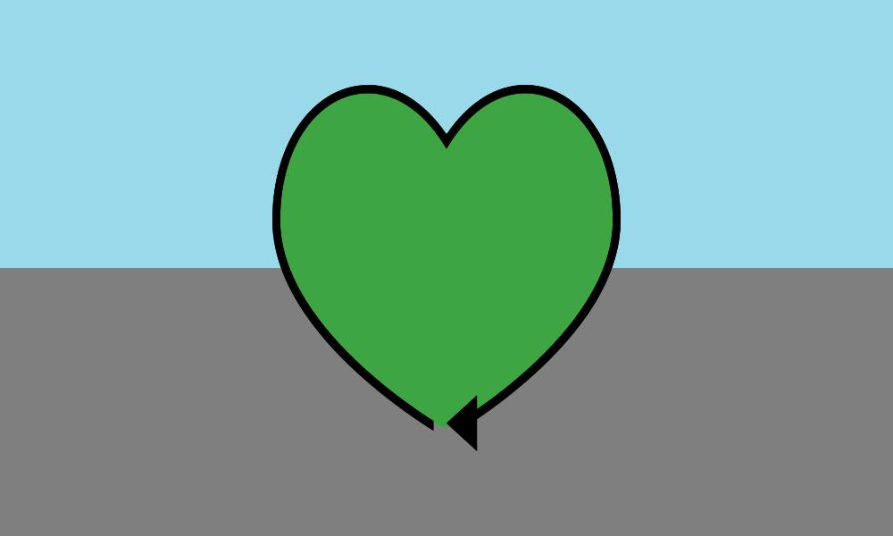 Autoromantic flag image preview