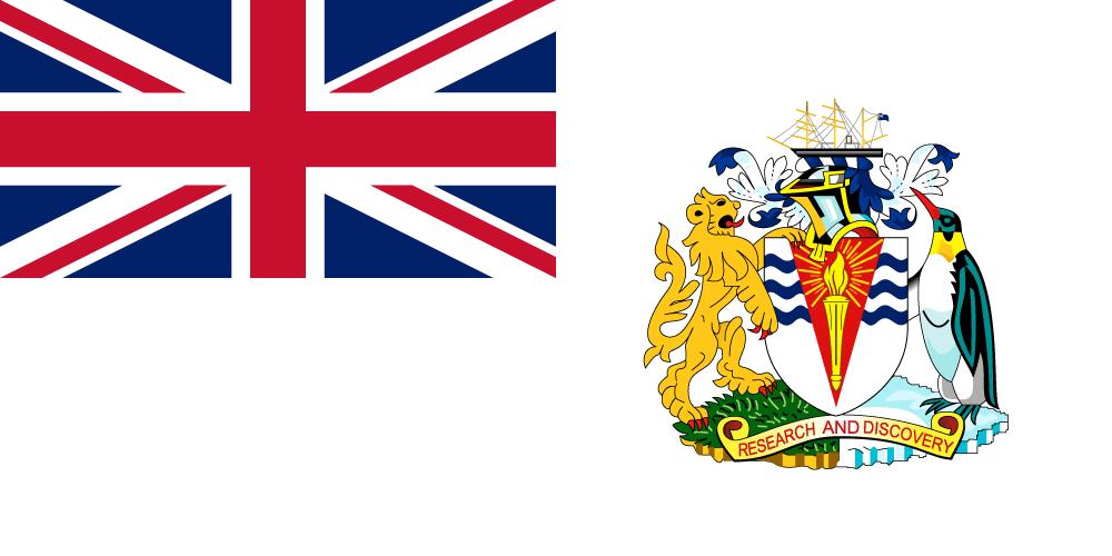 British Antarctic Territory flag image preview