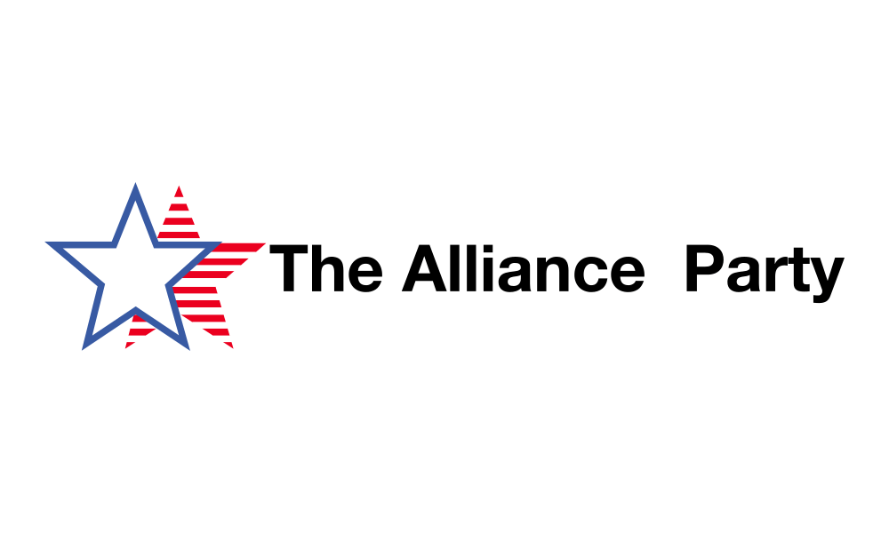 Alliance Party flag image preview