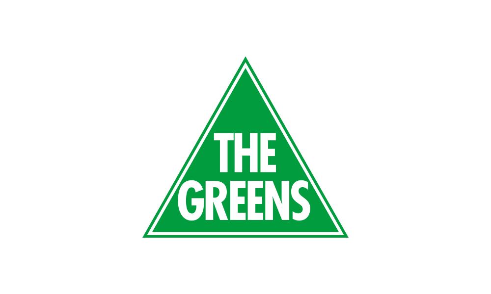 Australian Greens flag image preview