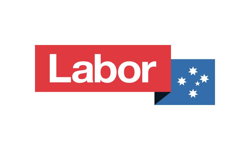 Australian Labor Party flag image preview