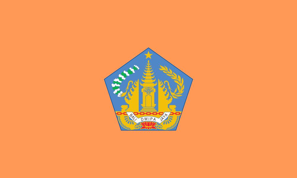 Bali flag image preview