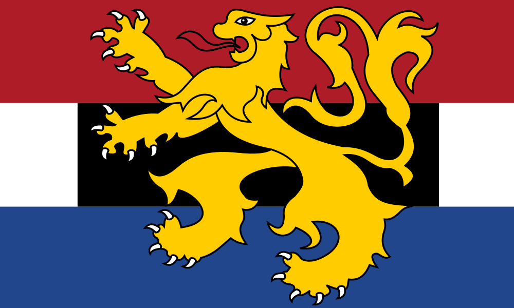 Benelux flag image preview