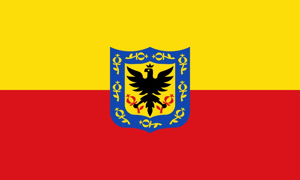 Bogotá flag image preview