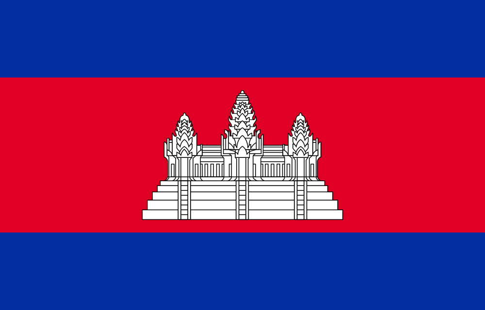 Cambodia flag image preview