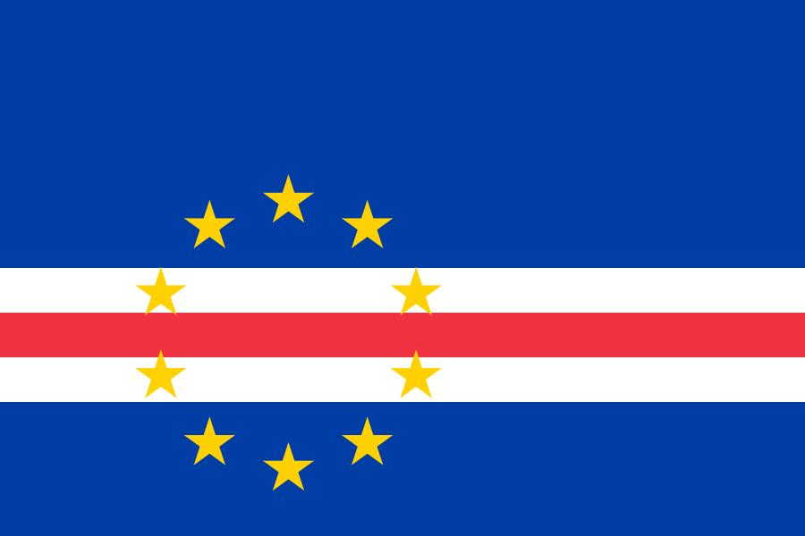 Cape Verde flag image preview
