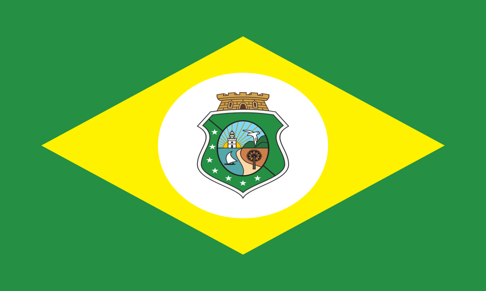 Ceará flag image preview