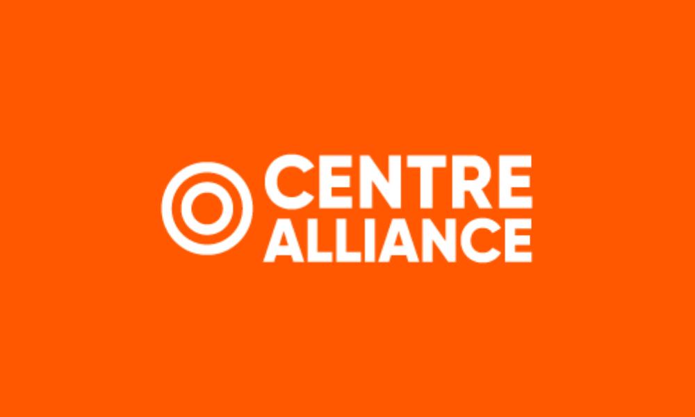 Centre Alliance flag image preview