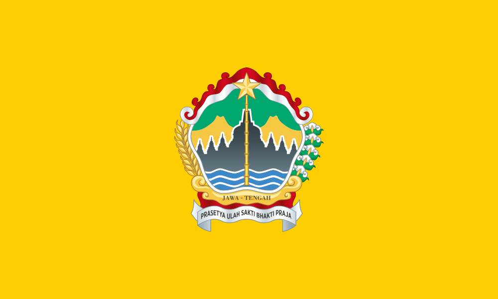 Central Java flag image preview