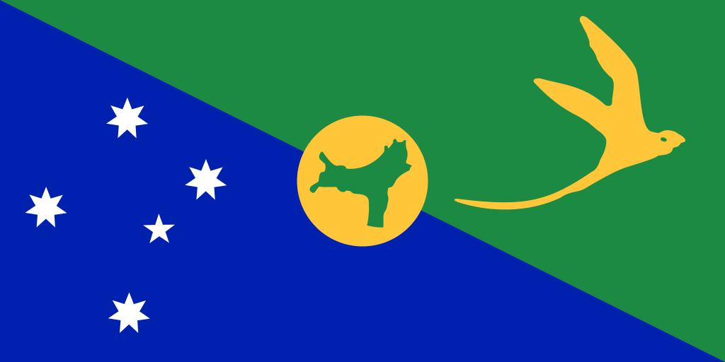 Christmas Island flag image preview