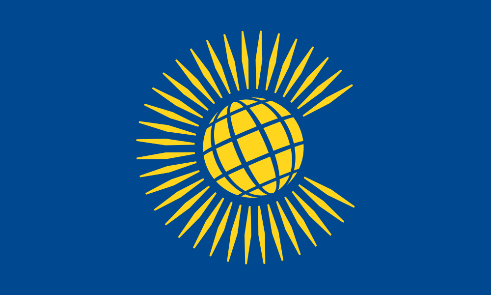 Commonwealth of Nations flag image preview