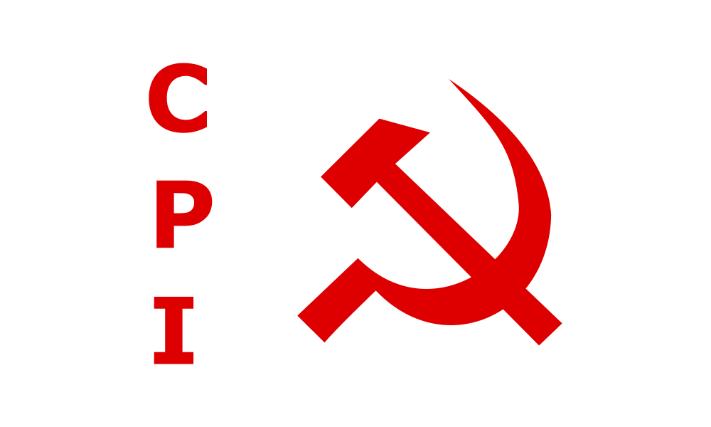 Communist Party of India flag image preview
