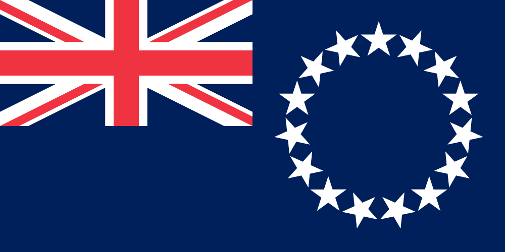 Cook Islands flag image preview