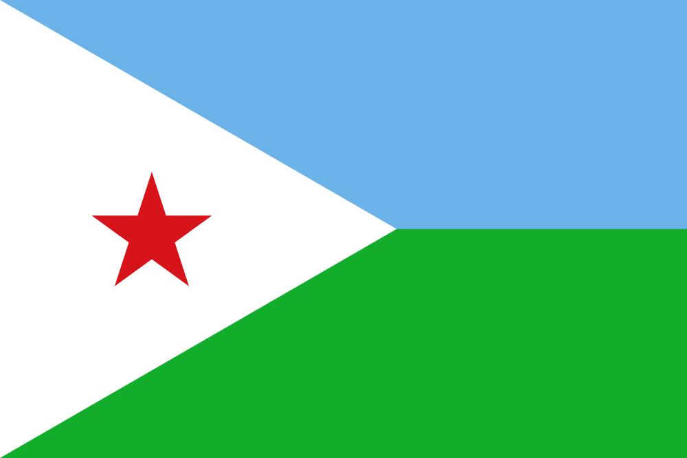 Djibouti flag image preview