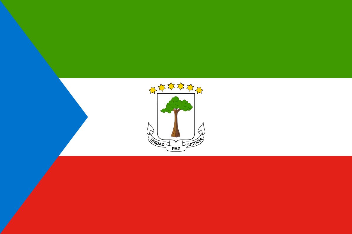 Equatorial Guinea flag image preview
