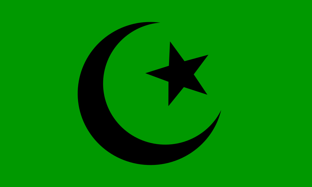 Fatimid Caliphate flag image preview