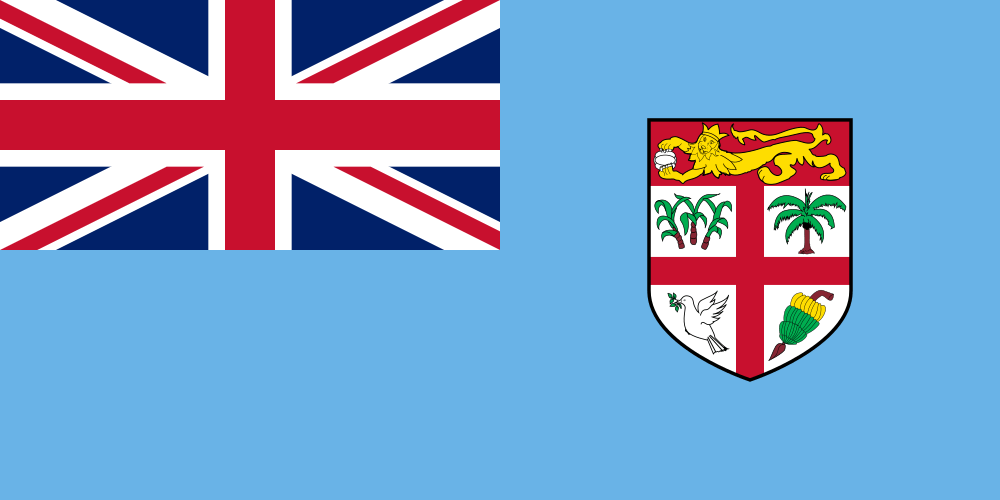 Fiji flag image preview