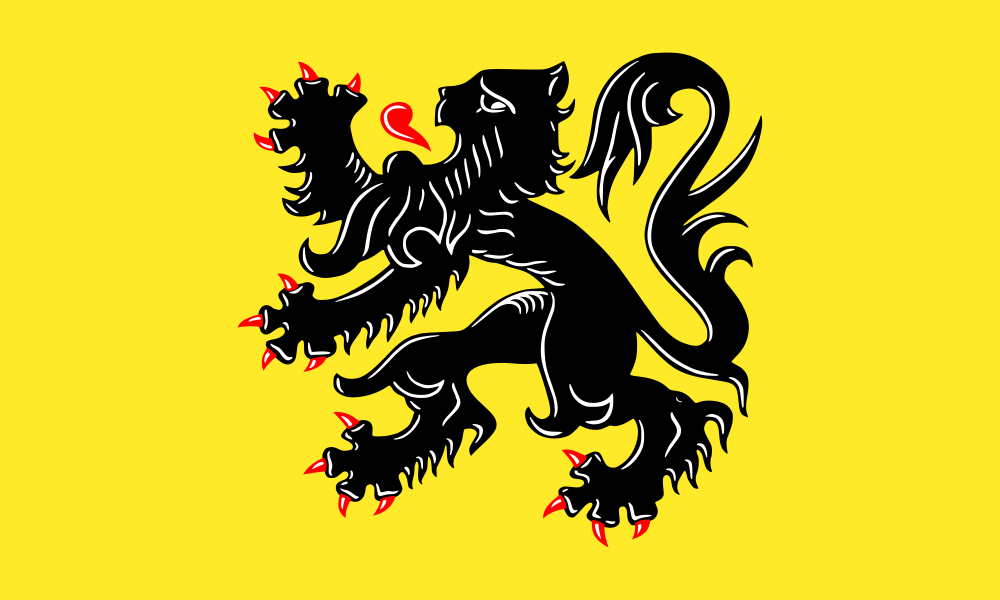 Flemish Community flag image preview