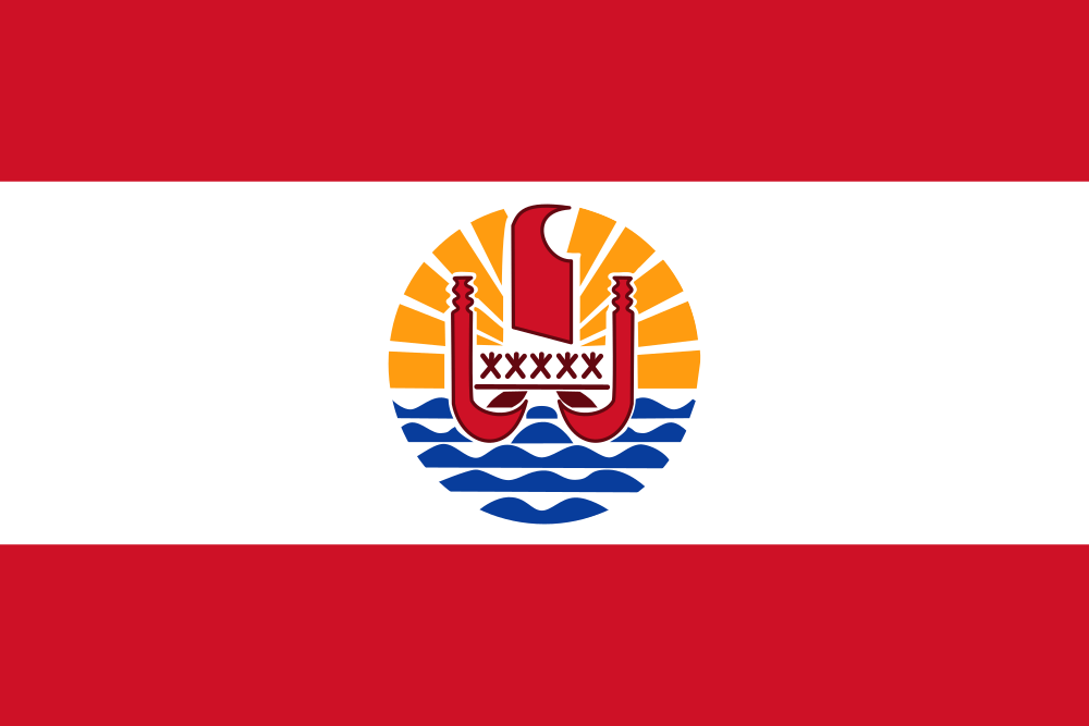French Polynesia flag image preview