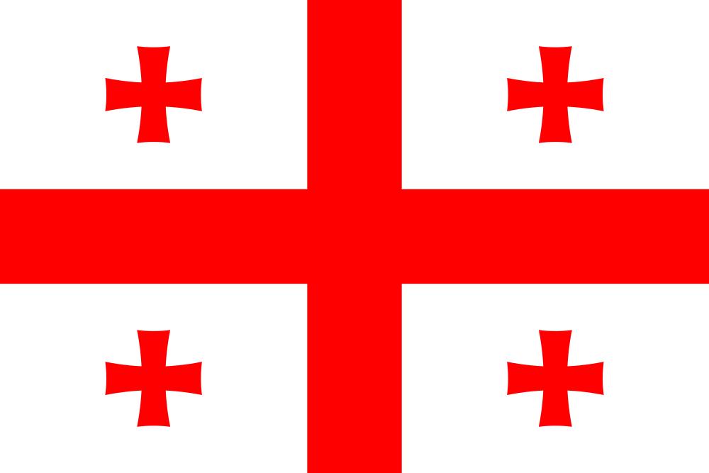 Georgia flag image preview