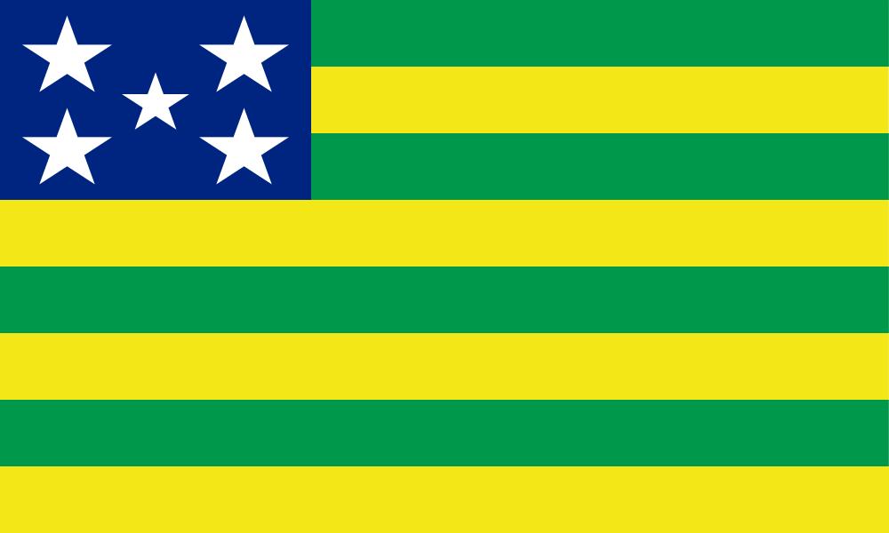 Goiás flag image preview