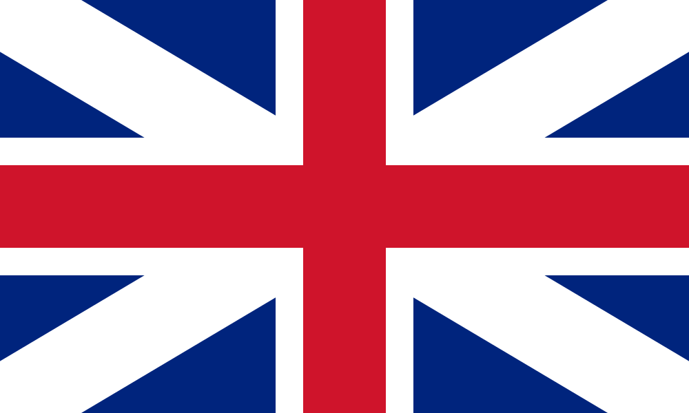 Great Britain flag image preview