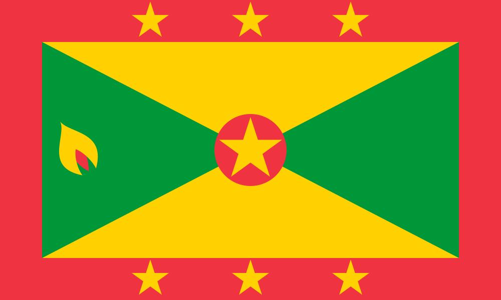 Grenada flag image preview