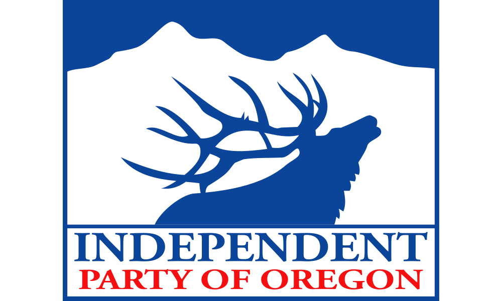 Independent Party of Oregon flag image preview