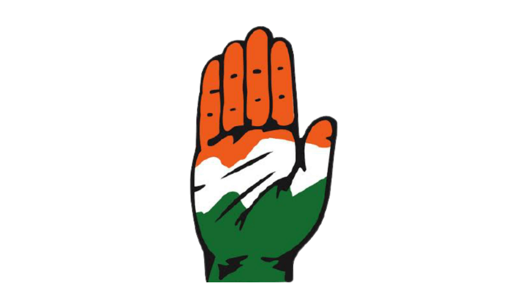 Indian National Congress flag image preview