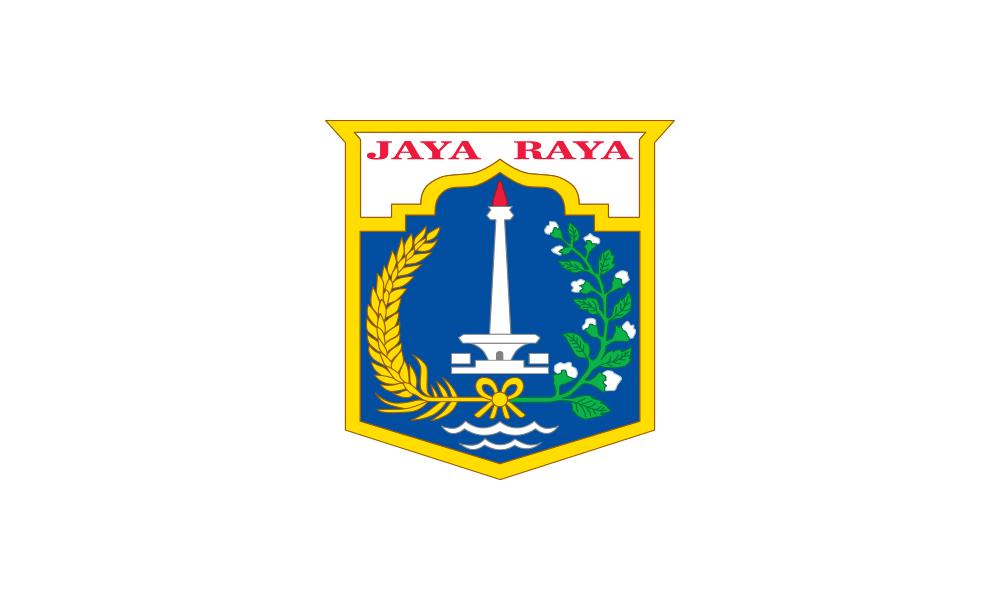 Jakarta flag image preview