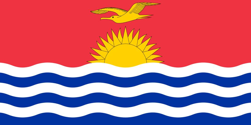 Kiribati flag image preview