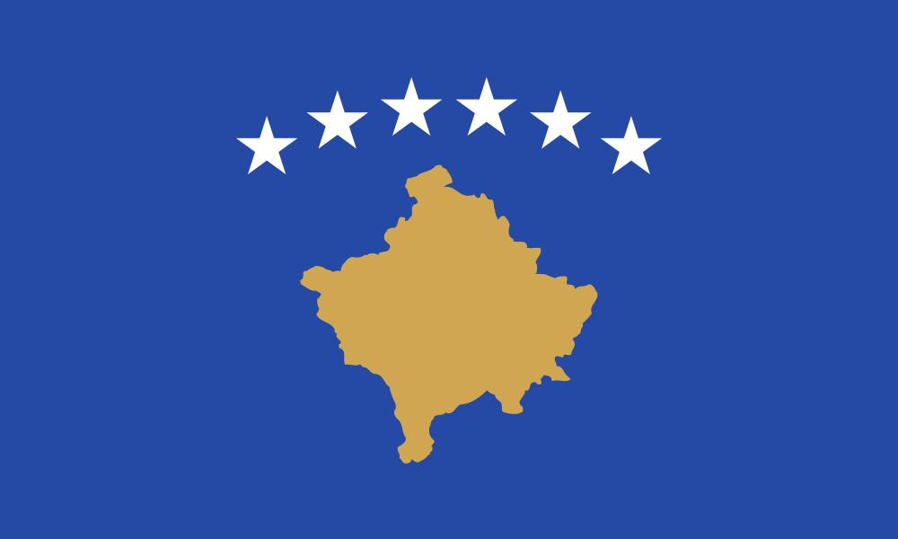 Kosovo flag image preview