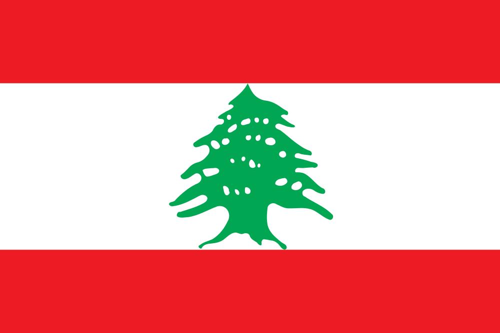 Lebanon flag image preview