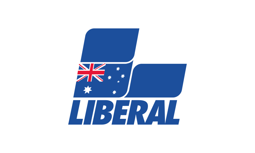 Liberal Party of Australia flag image preview