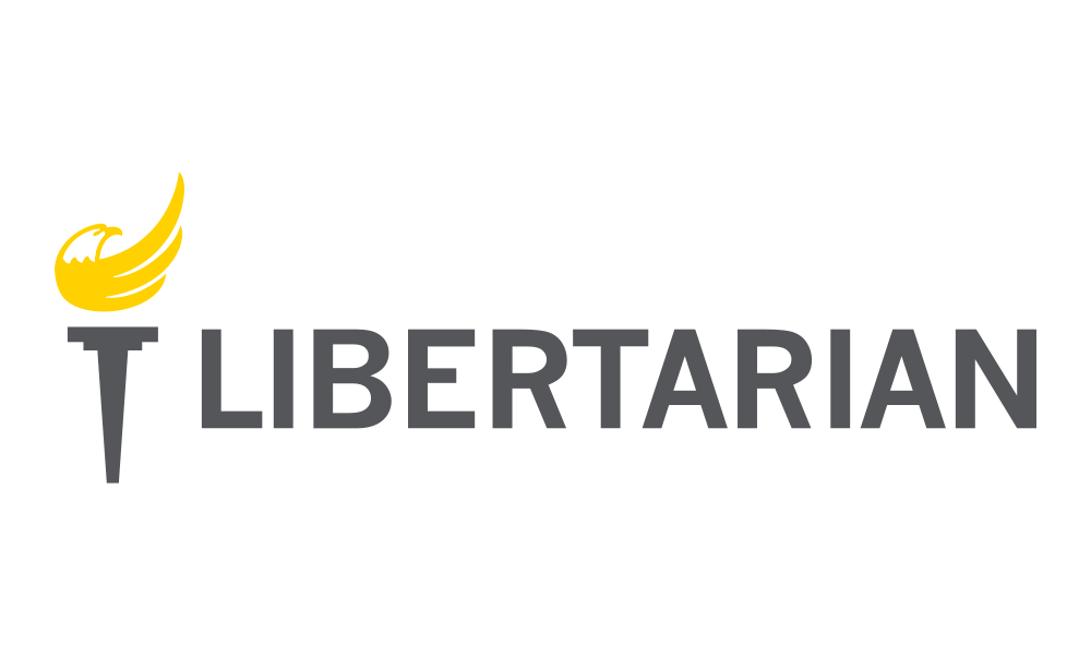 Libertarian Party flag image preview