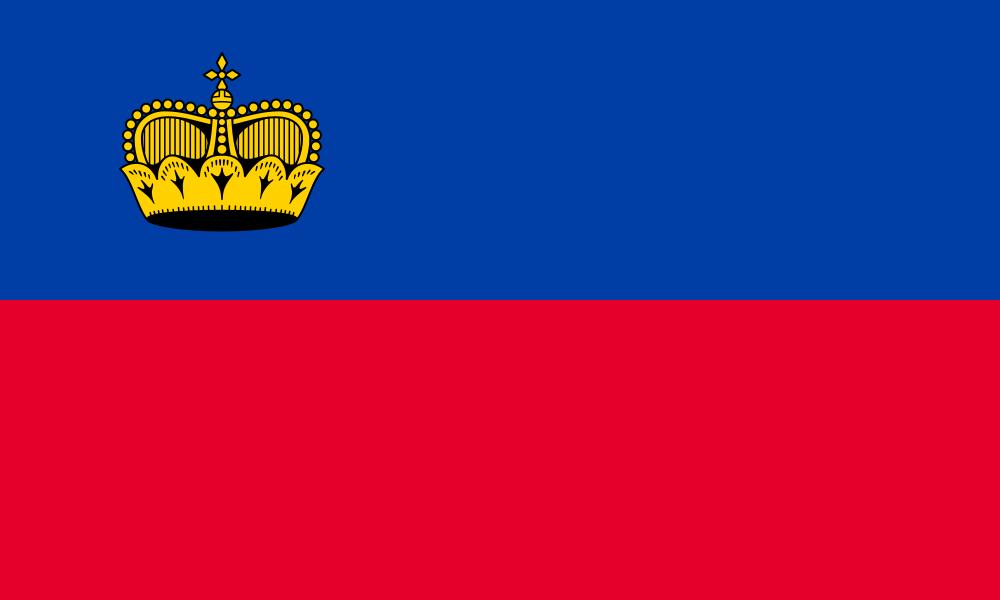 Liechtenstein flag image preview