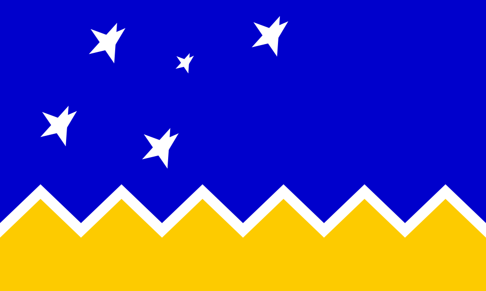Magallanes Region flag image preview