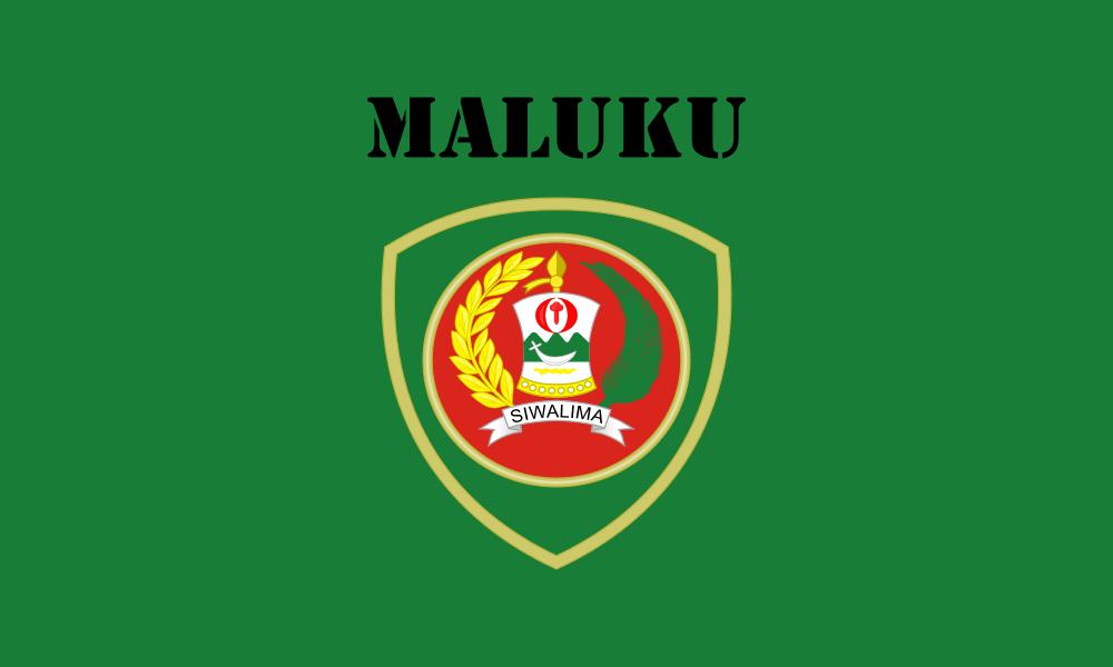 Maluku flag image preview
