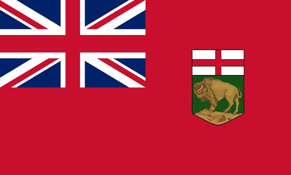 Manitoba flag image preview