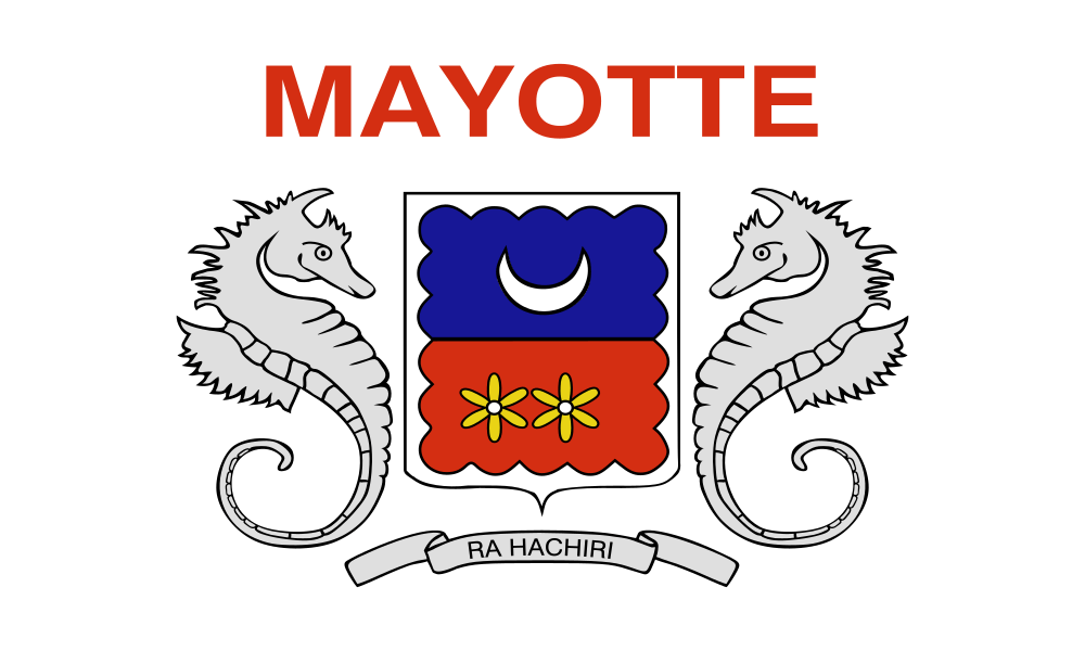 Mayotte (Unofficial) flag image preview