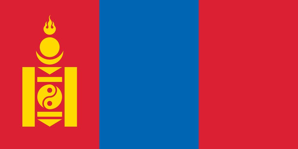Mongolia flag image preview