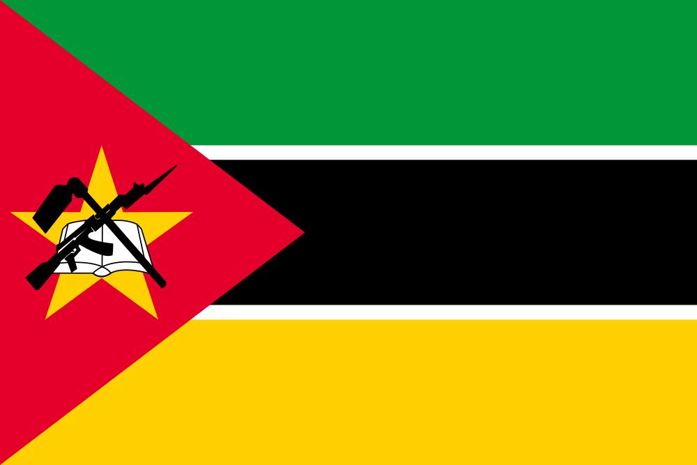 Mozambique flag image preview