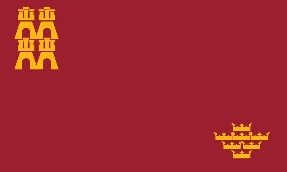 Murcia flag image preview