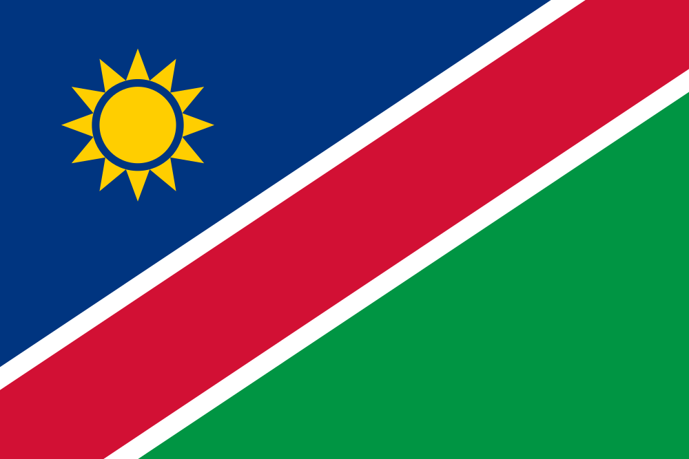 Namibia flag image preview