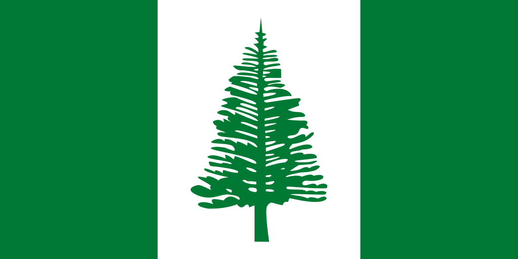 Norfolk Island flag image preview