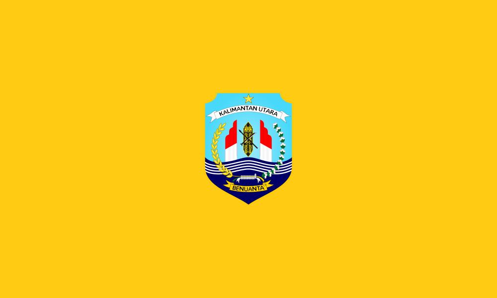 North Kalimantan flag image preview