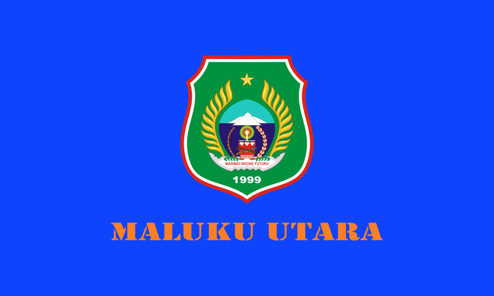 North Maluku flag image preview